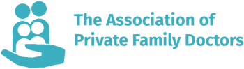 The Association of Private Family Doctors Logo